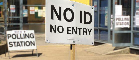 No ID no Entry