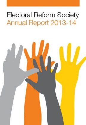 ERS Annual Report 2013-14