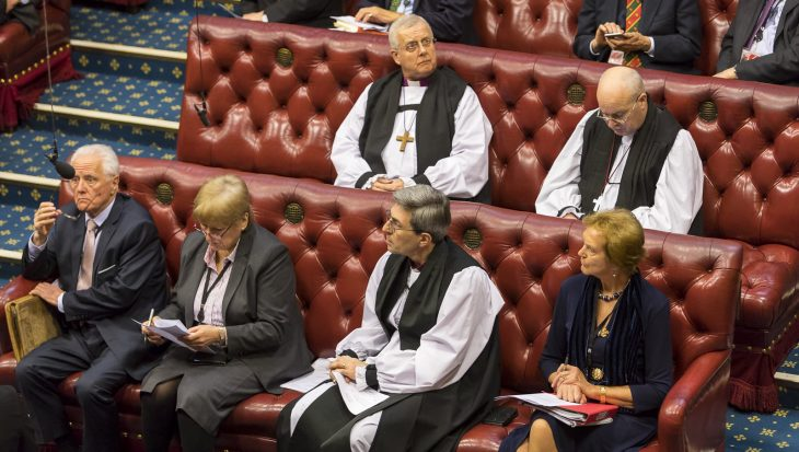 Bishops in the Lords