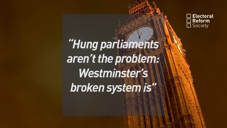 Hung parliaments aren't the problem Westminsters broken system is