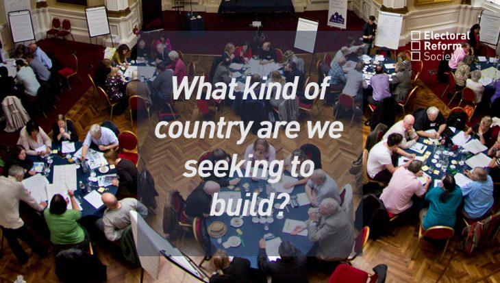 What kind of country are we seeking to build