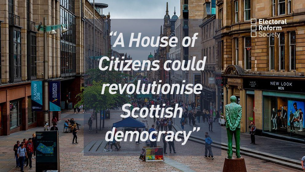 A House of Citizens could revolutionise Scottish democracy